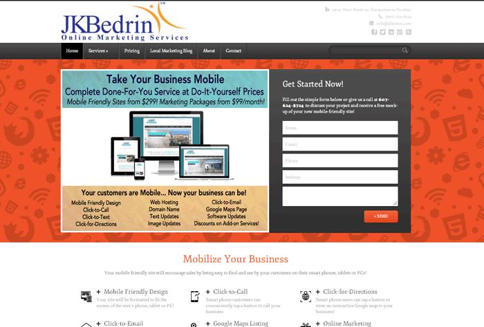 JKBedrin Site 2014
